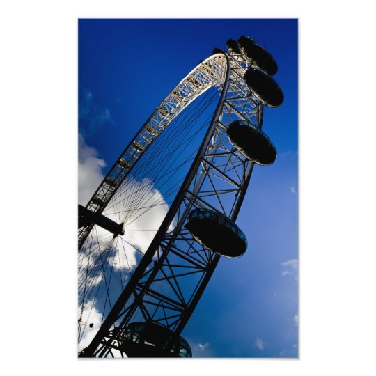 The London Eye Photo Print