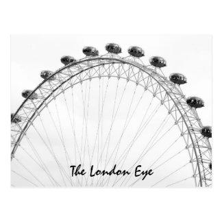 The London Eye Postcard