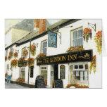 'The London Inn' Card
