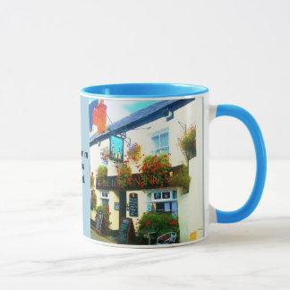 The London Inn Padstow Cornwall Watercolour Mug