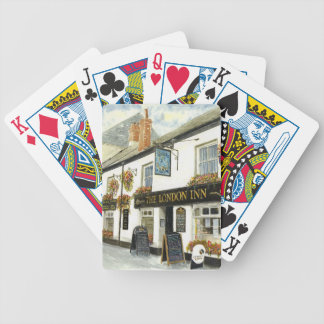 'The London Inn (Padstow)' Playing Cards