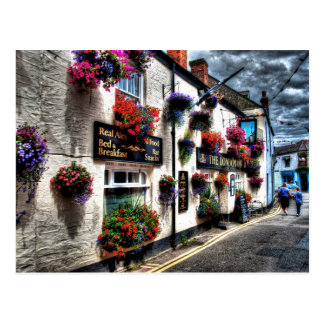 The London Inn Postcard