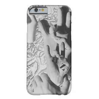 The London-Manchester Stage Coach ('The Peveril of Barely There iPhone 6 Case