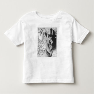 The London-Manchester Stage Coach ('The Peveril of Toddler T-shirt