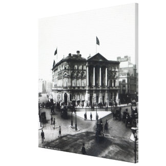 The London Pavilion, Piccadilly Canvas Print