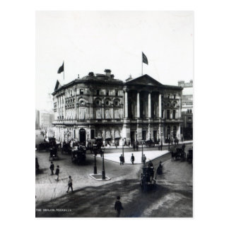 The London Pavilion, Piccadilly Postcard