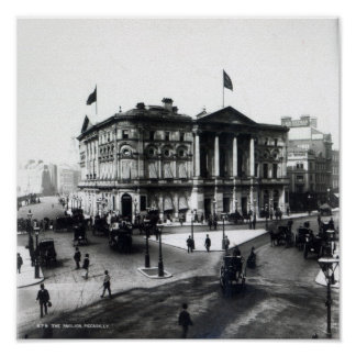 The London Pavilion, Piccadilly Poster