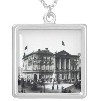 The London Pavilion, Piccadilly Silver Plated Necklace