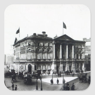 The London Pavilion, Piccadilly Square Sticker