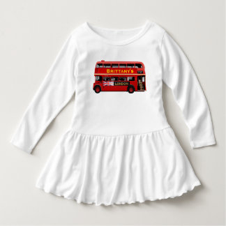The London Red Bus Dress