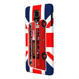 The London Red Bus Galaxy Note 4 Case