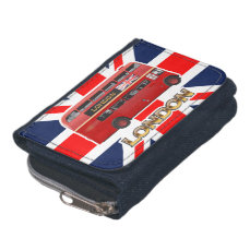 The London Red Bus Wallet