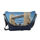 The London Tower Bridge Messenger Bag