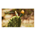 The Lone Cactus Business Card Templates