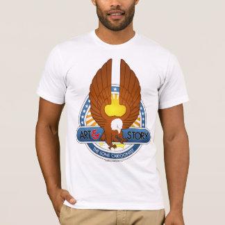 The Lone Cartoonist Shirt (Light)