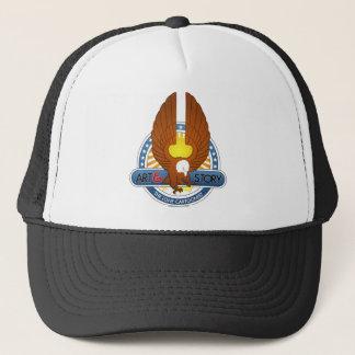 The Lone Cartoonist Trucker Hat