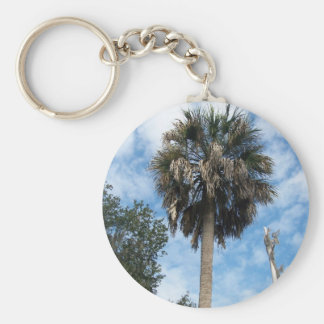 The Lone Palm Keychain