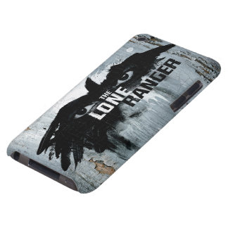 The Lone Ranger Logo with Mask iPod Touch Case