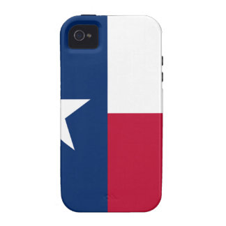 The Lone Star Flag Texas Flag iPhone 4 Cases