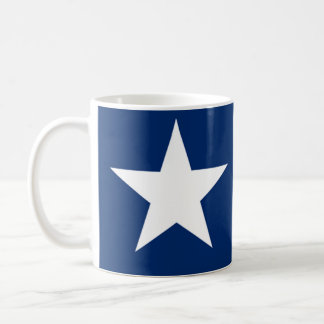 The Lone Star Flag Texas Flag Coffee Mug