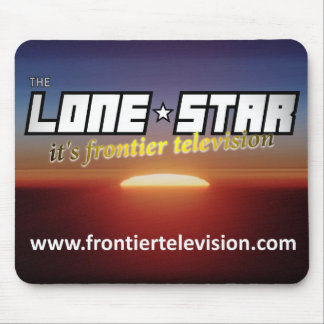 The Lone Star mousepad