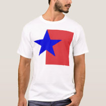 The Lone Star T-Shirt (back)
