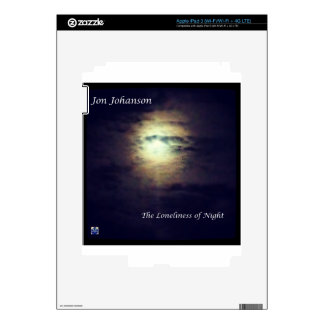 The Loneliness of Night Skins For iPad 3