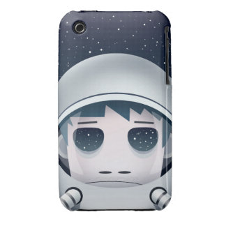 The Lonely Astronaut in Space iPhone 3 Cases