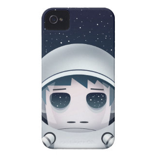 The Lonely Astronaut in Space iPhone 4 Case-Mate Case