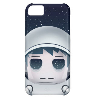 The Lonely Astronaut in Space iPhone 5C Cover