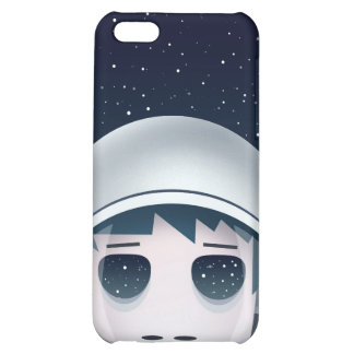 The Lonely Astronaut in Space Cover For iPhone 5C