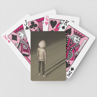 The Lonely Cage Bicycle Playing Cards
