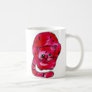 The Lonely Cat Coffee Mug