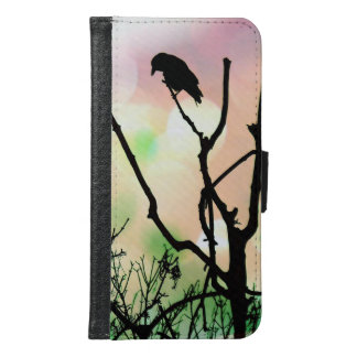 The Lonely Crow Galaxy 6 Wallet Case