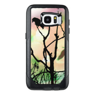 The Lonely Crow OtterBox Samsung Galaxy S7 Edge Case