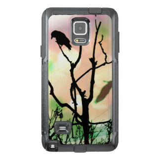 The Lonely Crow OtterBox Samsung Note 4 Case