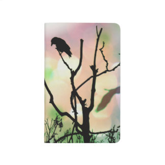 The Lonely Crow *personalize* Journal