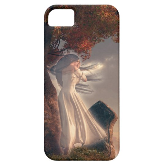 The Lonely Ghost iPhone SE/5/5s Case