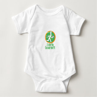 The Lonely Gourmet Spiff Store Baby Bodysuit