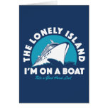 The Lonely Island - Take A Look Card