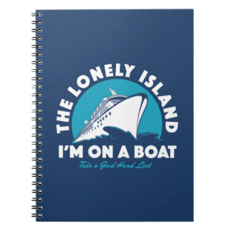 The Lonely Island - Take A Look Notebook