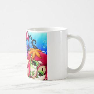 The Lonely Mermaid Coffee Mug