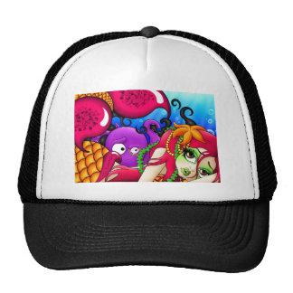 The Lonely Mermaid Mesh Hat