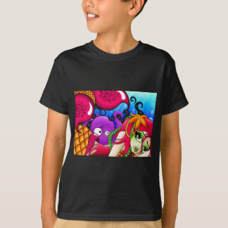 The Lonely Mermaid T-Shirt