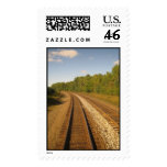 The Long And Winding Track Stamps