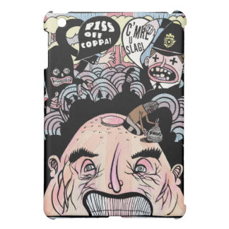 The Long Arm of the Law iPad Mini Cover