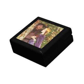 The Long Engagement, Arthur Hughes, Victorian Art Gift Box