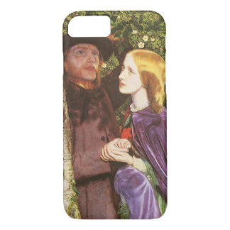 The Long Engagement, Arthur Hughes, Victorian Art iPhone 8/7 Case