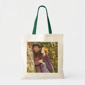 The Long Engagement, Arthur Hughes, Victorian Art Tote Bag