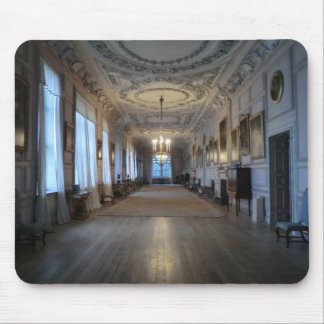 The Long Gallery at Sudbury Hall, Derbyshire Mouse Pad